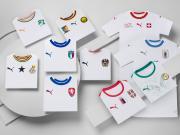 统一纯白配色,彪马发布全新国家队球衣