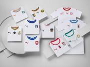 为球迷而战!PUMA发布全新2018国家队客场球衣