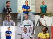 阿迪达斯发布2018世界杯国家队客场球衣