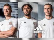阿迪达斯发布威尔士全新客场球衣
