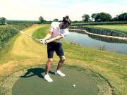 贝尔:我痴迷于高尔夫