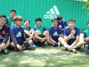 TANGO联赛北京站  女球员不让须眉:他们欺负人说我像本泽马