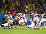 """世界杯32强巡礼之哥斯达黎加:欲再逆袭,以致敬""""80后""""总统"""