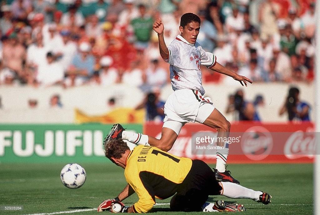 1998年法国世界杯足球鞋回顾,战国七雄,水星vs天足