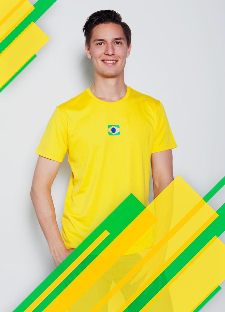 俄罗斯很远,世界杯很近——国旗系列t恤上线,文末有福利!