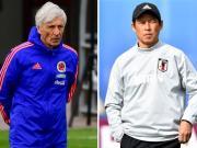 哥伦比亚VS日本:蓝武士回归四后卫,4231对决引人瞩目!