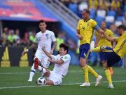 韩国队训练换球衣号码?瑞典主帅:我们看过1630条他们的视频