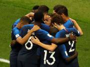 时隔20年,法国再夺世界杯冠军
