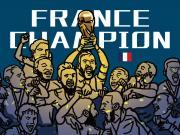 世界杯Day25:法国重回98再捧金杯 克罗地亚虽败犹荣
