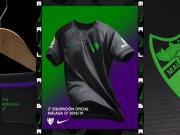 我爱你,马拉加!马拉加2018-19赛季客场球衣发布!