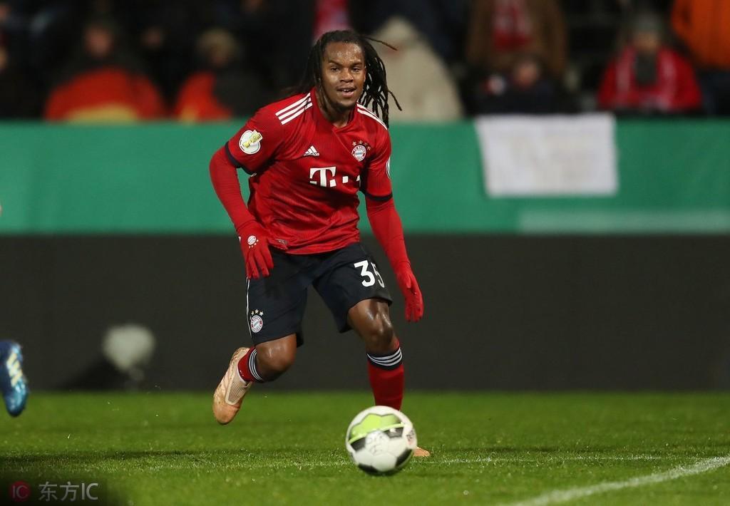 雷纳托:我能成为拜仁关键球员 — 拜仁慕尼黑|雷纳托
