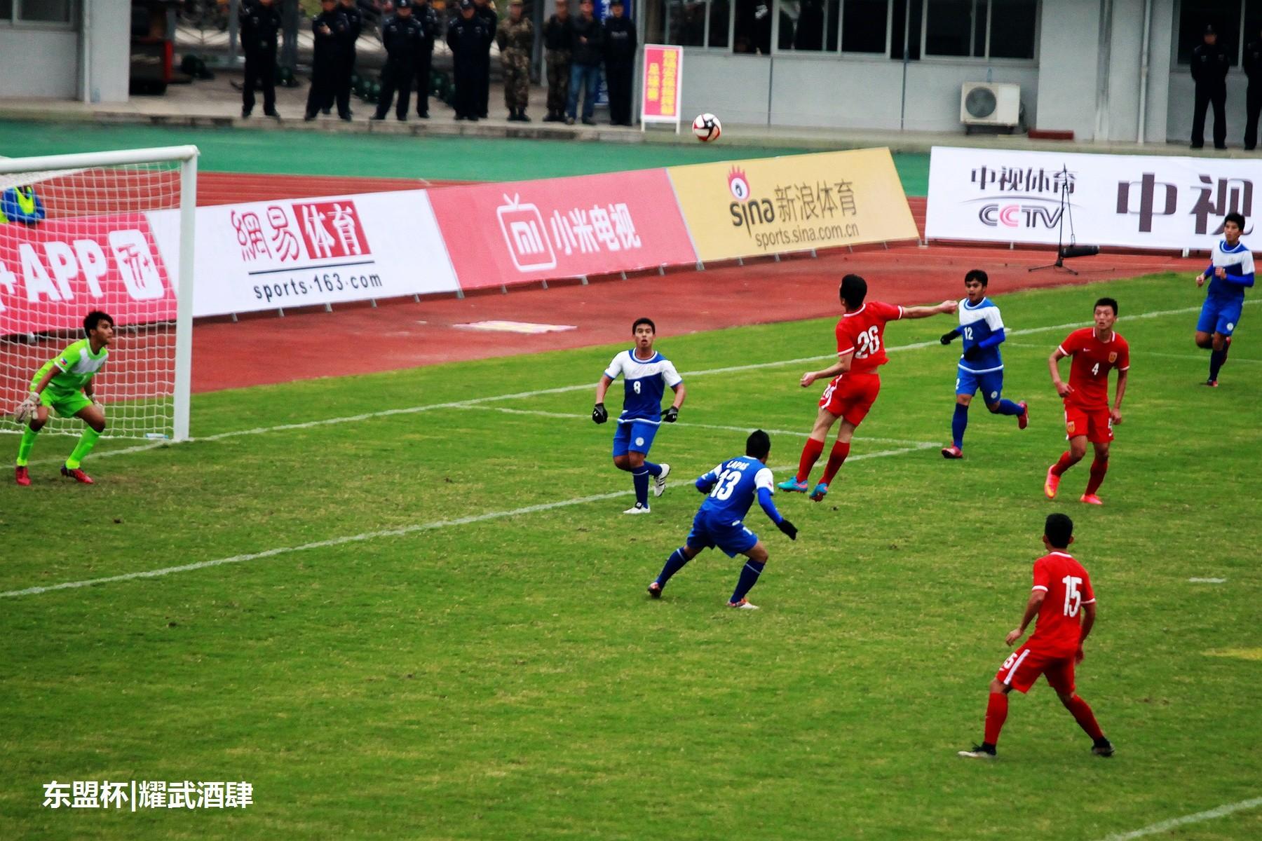 u19国青4-0匈牙利视频