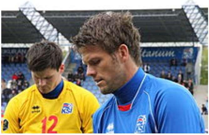 西古德森荣获2018年冰岛足球先生
