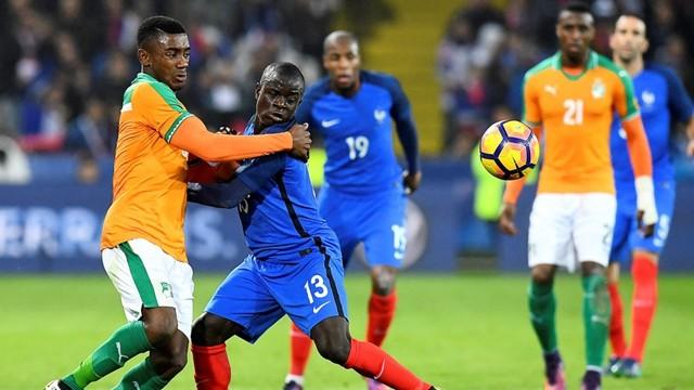 法国0-0闷平科特迪瓦特拉