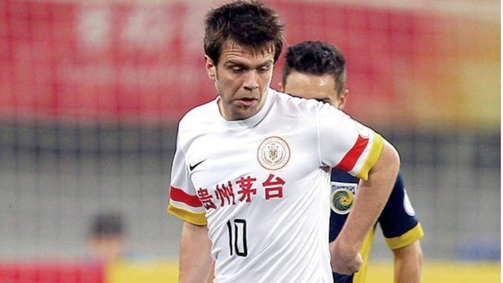 米西莫维奇专访:中国足