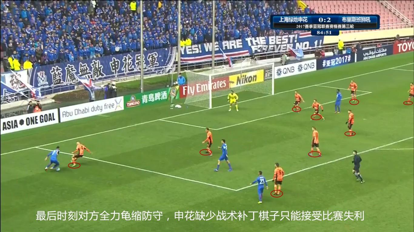 申花VS狮吼复盘:对手残阵晋级,波耶特的战术改
