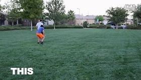 足球防守战术:背身1v1防守