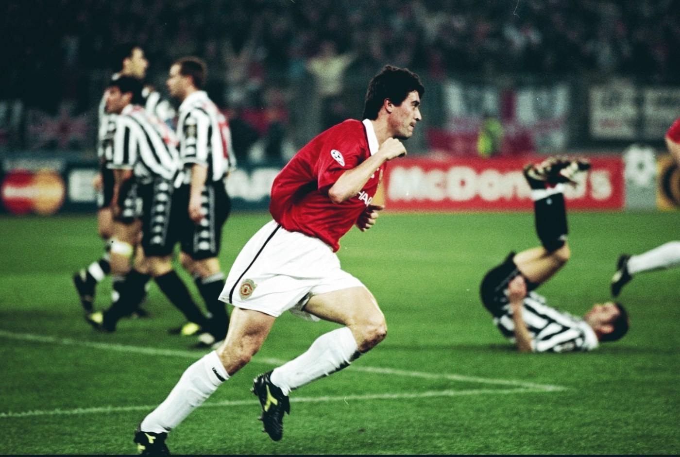 Image result for 尤文图斯2-3曼联,1999年