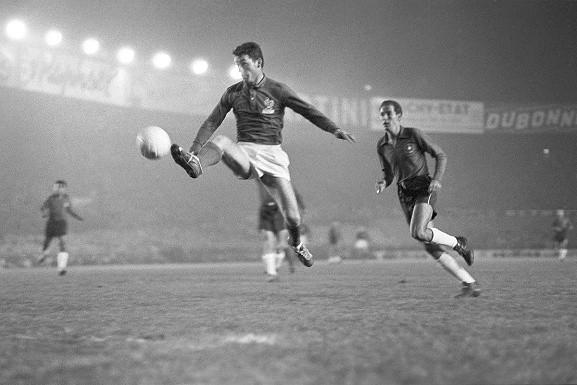 足坛往事:1958年方丹在瑞典创造的单届世界杯