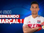 官方:里昂签下本菲卡左后卫
