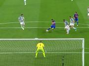 埃瓦尔终结者,今夜梅西能否再次复制那粒独闯龙潭的进球?