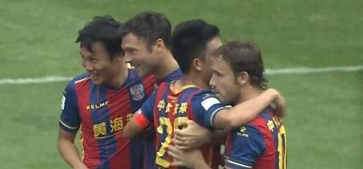 <strong>黄海6-1大胜丽江贝尔杜帽</strong>