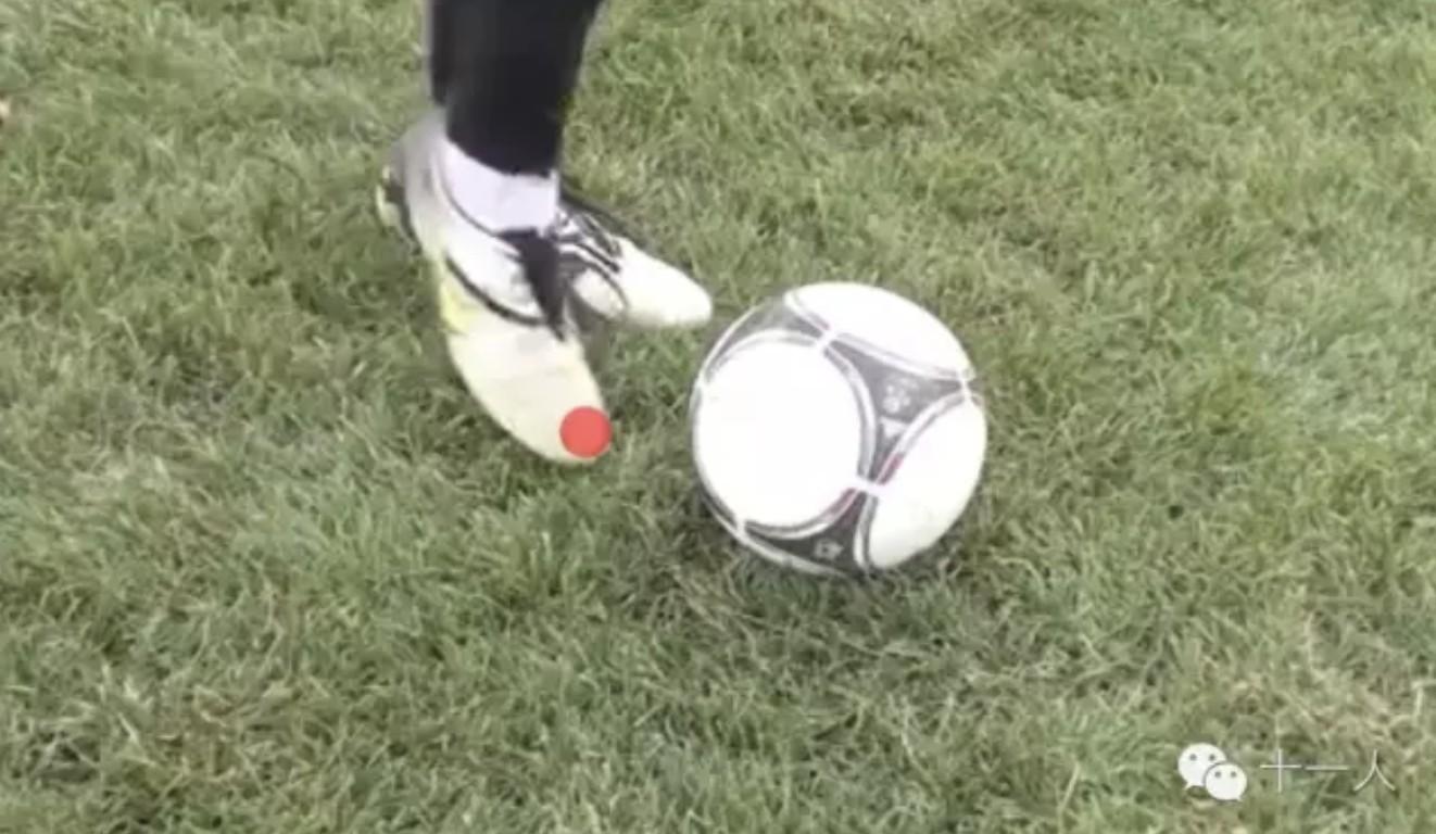 足球技巧 这6种射门方式你是否都已掌握图片
