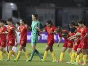 比赛集锦:中国女足 1-2 朝鲜女足
