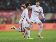 比赛集锦:天津权健 2-1 河北华夏幸福
