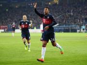 比赛集锦:汉堡 0-1 拜仁慕尼黑