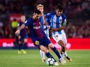 比赛集锦:巴塞罗那 2-0 马拉加