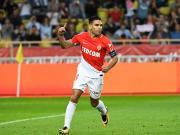 比赛集锦:摩纳哥 2-0 卡昂