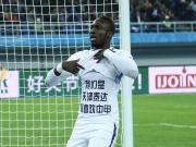 比赛集锦:天津亿利 2-0 北京中赫国安