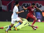 比赛集锦:上海上港 1-2 广州富力