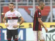 比赛集锦:AC米兰 0-0 热那亚