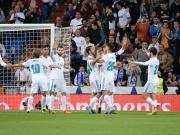 比赛集锦:皇家马德里 3-0 埃瓦尔