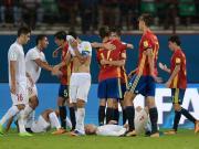 比赛集锦:西班牙U17 3-1 伊朗U17