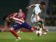比赛集锦:埃尔切 1-1 马德里竞技