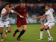 比赛集锦:罗马 1-0 克罗托内