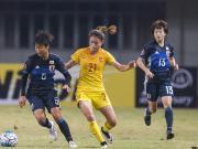 比赛集锦:日本女足U19 5-0 中国女足U19