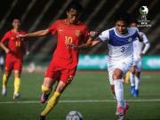 比赛集锦:U19国足 6-0 菲律宾U19