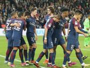 比赛集锦:巴黎圣日耳曼 3-0 尼斯