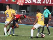 比赛集锦:深圳佳兆业 0-0 上海申鑫