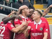 比赛集锦:汉诺威96 4-2 多特蒙德