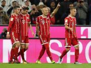 比赛集锦:拜仁慕尼黑 2-0 RB莱比锡