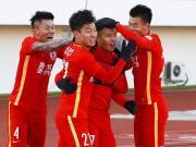 比赛集锦:长春亚泰 3-1 重庆当代力帆