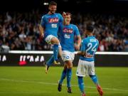 比赛集锦:那不勒斯 3-1 萨索洛
