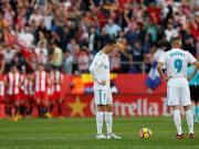 比赛集锦:赫罗纳 2-1 皇家马德里