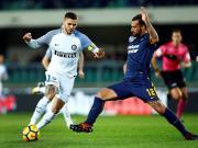 比赛集锦:维罗纳 1-2 国际米兰