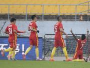 比赛集锦:北京中赫国安 1-2 长春亚泰
